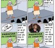 Cartoon On Pariksha Pe Charcha | Political Toon | Social Cartoon