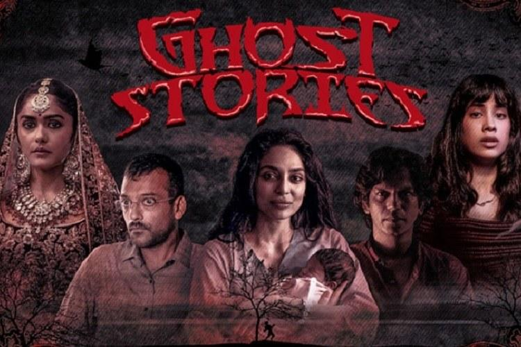 Ghost Stories Review Were Afraid Netflixa Horror Anthology