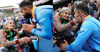 Team India Super Fan Dies | Famous As Super Dadi Charulata Patel