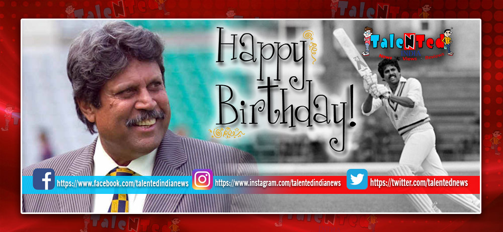 Happy Birthday Kapil Dev | 1983 World Cup 1575 Runs Innings