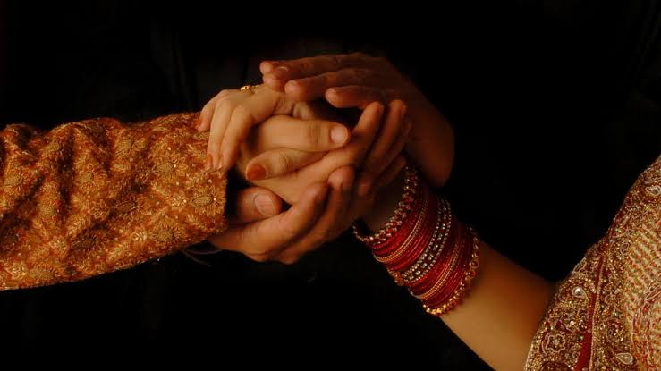 Husband And Wife Quarreling In Family Court Daughter said