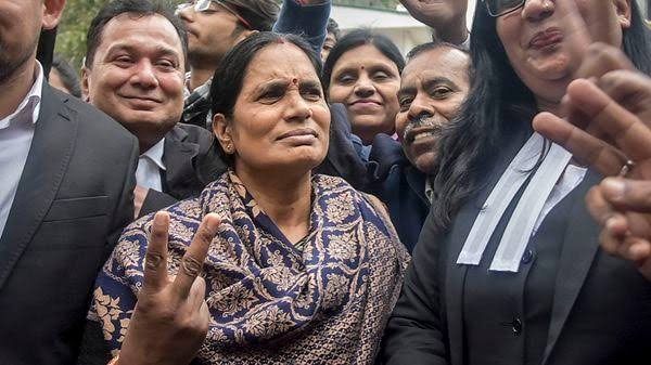 Nirbhaya Convict Mother Guilty At Patiala House Court