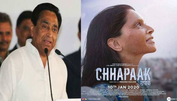 Chhapaak Tax Free In MP | BJP Leaders Protest Against Film