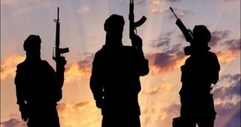3 ISIS Terrorists Arrested By Delhi Police After An Encounter Today