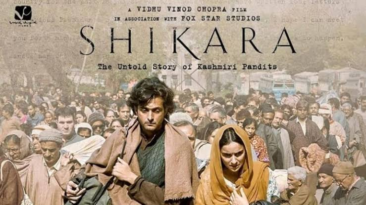 Shikara Trailer Released Vidhu Vinod Chopra Film