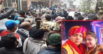 Bhajan Singer Ajay Pathak Killed Along With Wife And Daughter