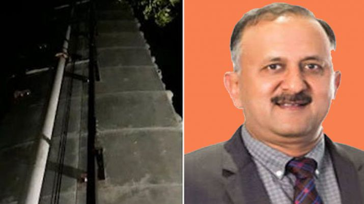 Puneet Agarwal Killed In Elevator Including Many People