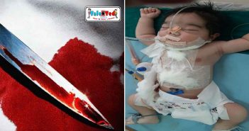 New Born Baby Girl Found Multiple Knife Wounds In Indore