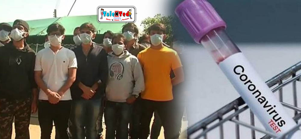 248 Indians Discharged From Manesar Camp After Checking Coronavirus
