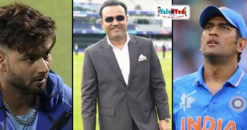 Virendra Sehwag Targeted MS Dhoni For Rishabh Pant