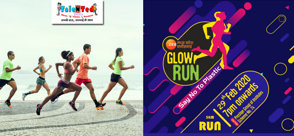 Zee Glow Run 2020 Will Be Organized By Zee Media