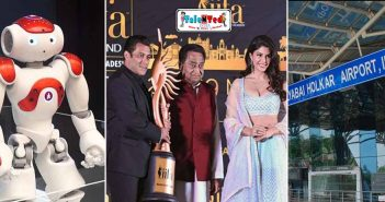 Robots Will Wecome IIFA Stars In Indore | Talented India News