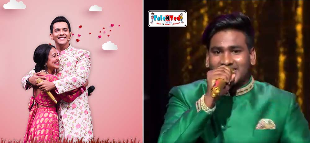 Sunny Hindustani Sings A Special Song For Neha And Aditya