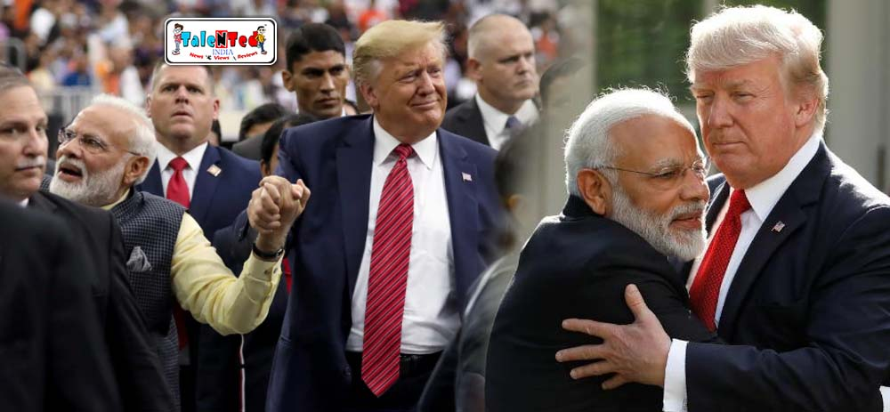 Trump Tweeted About India Tour | He Expressed His Happiness