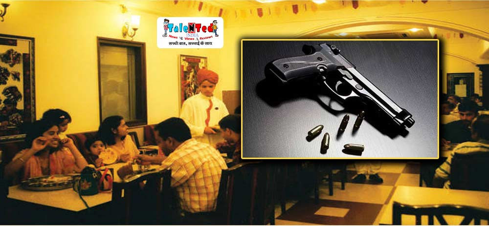Opening Restaurant Is Difficult Instead Buying A Gun