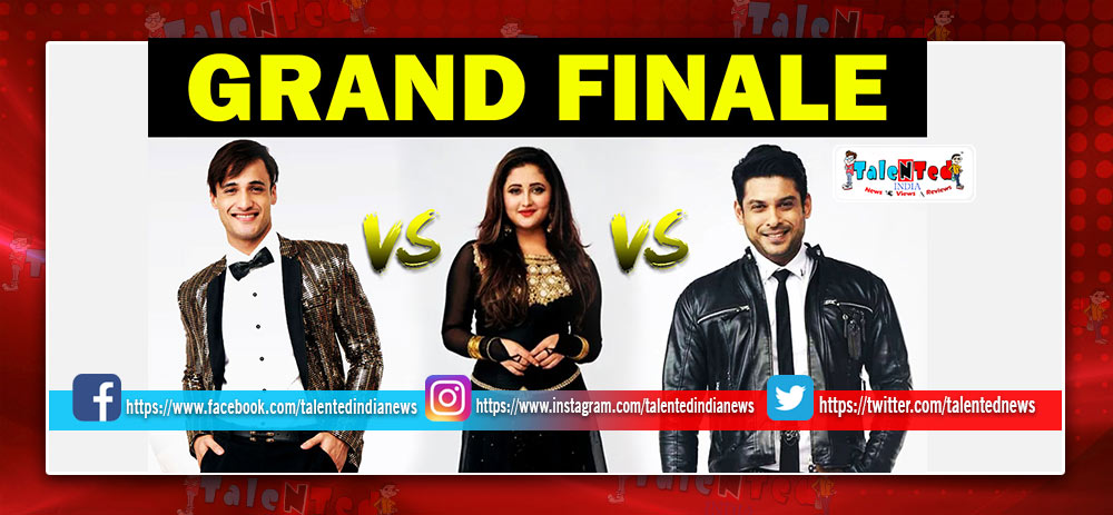 Bigg Boss 13 Grand Finale Contestant Names | Rashmi, Asim, Siddharth