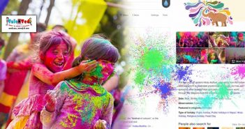 Play Holi On Your Device With This Special Trick From Google