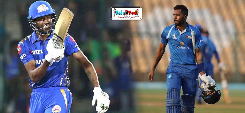Hardik Pandya Scored 105 Runs In Just 39 Balls And Took 5 Wickets