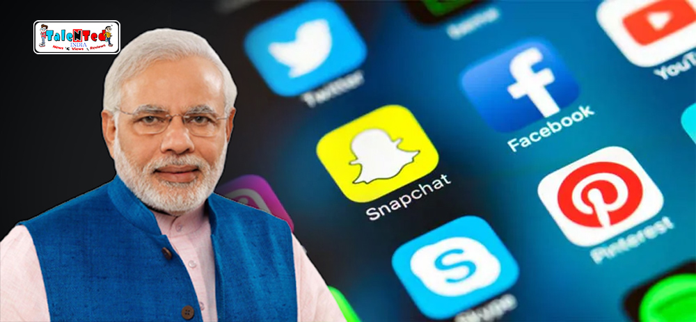 PM Modi On Women's Day | Hand Over Social Media Accounts To Women